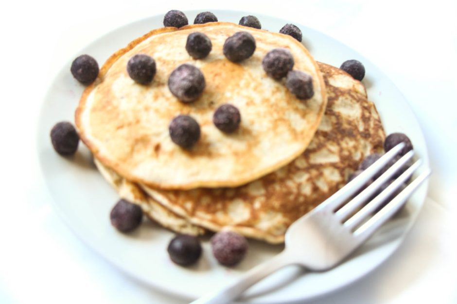 Perfect Four Ingredient Pancakes