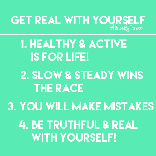 Get Real With Yourself