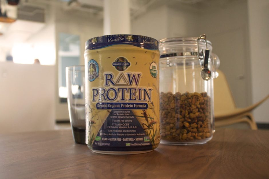 these are the three best protein powders garden of life