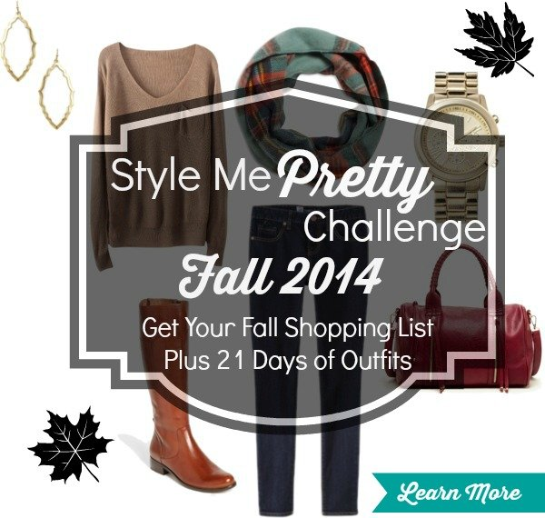 Fall Style Challenge - Full Size Square