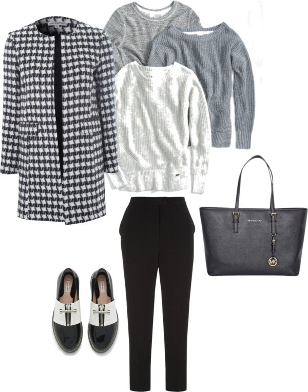Black and White Target + Toms Menswear Inspired Look
