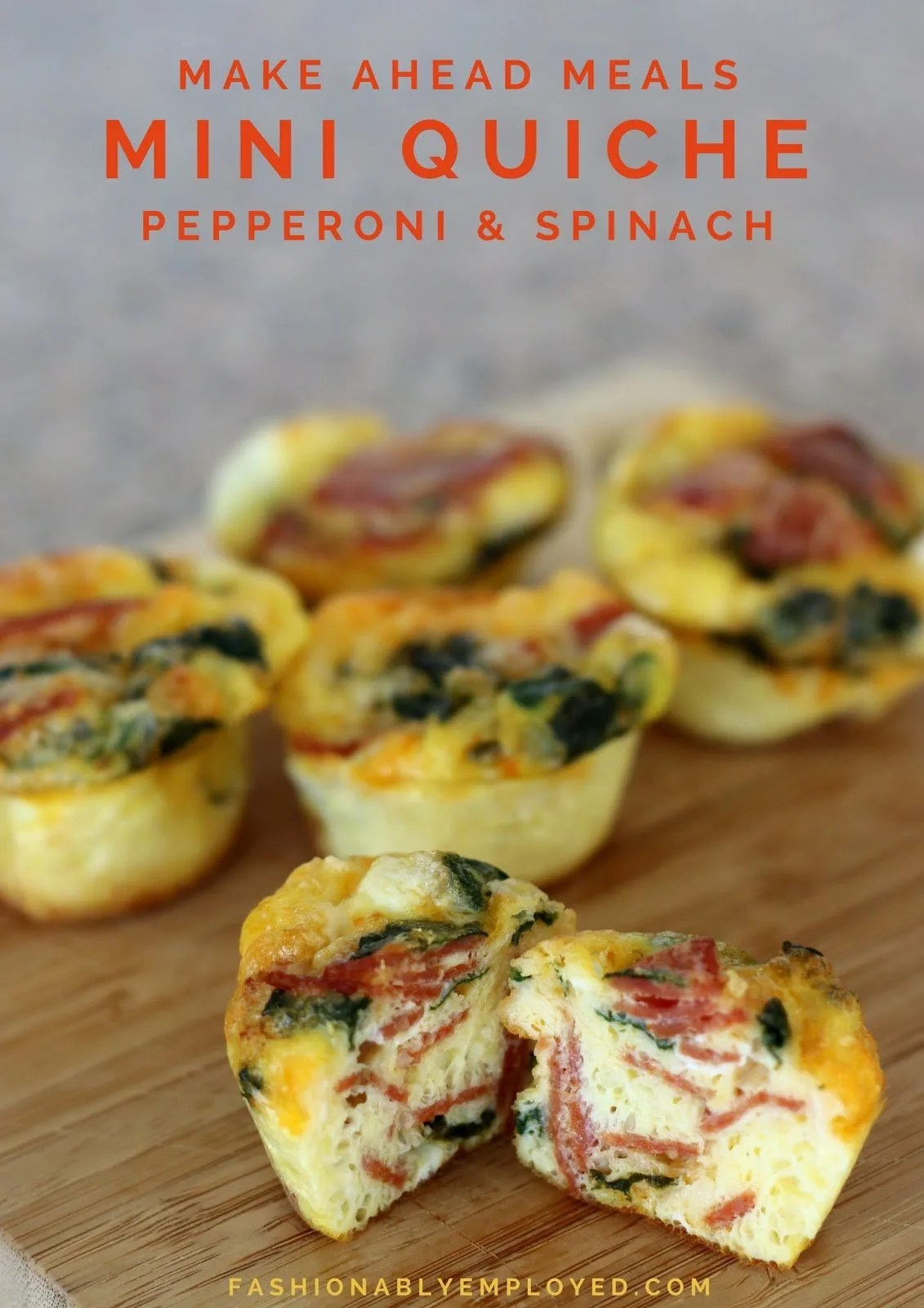 Jul 17, · Make ahead/freezer friendly and great for kids! Scroll down for a video tutorial. I remember trying Mini Quiche appetizers as a child (the frozen, /5(10).