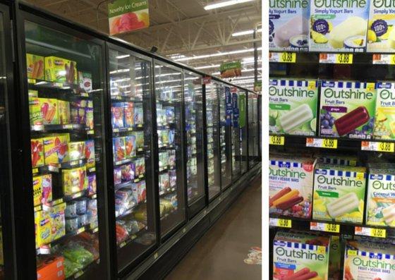 1-Outshine Simply Yogurt Bars Shop Photo