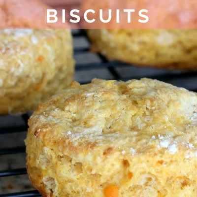Kids in the Kitchen: Sweet Potato Biscuits