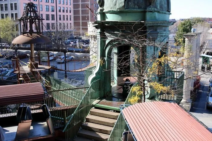 Exploring the City Museum in St. Louis