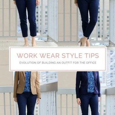 Style Tips: Evolution of Building an Outfit for the Office