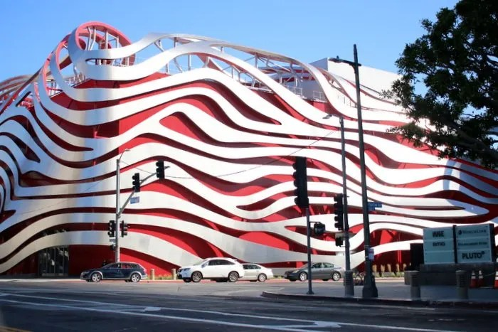 Visit to the Petersen Automotive Museum with young Children | FashionablyEmployed.com