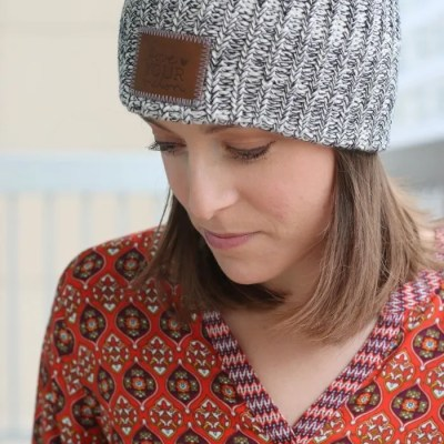 A Cute Winter Hat… Just In Time For Spring