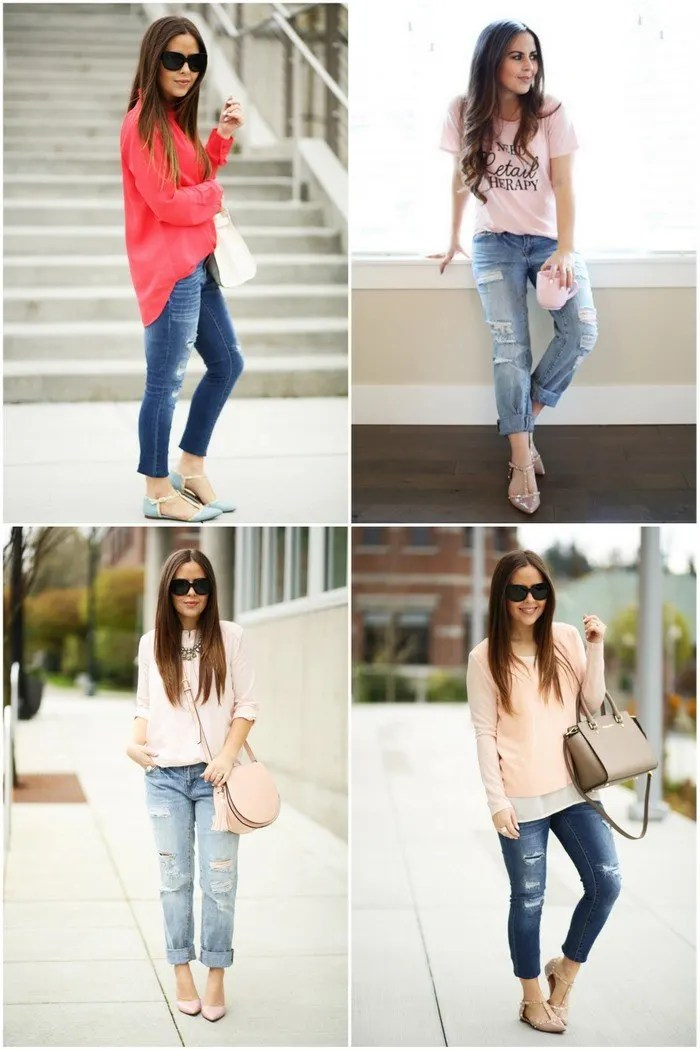 Many popular style bloggers stick to a formula. Check out three examples of very popular fashion bloggers with a distinct style uniform. Click through to see why a personal style uniform definitely doesn't have to be boring!
