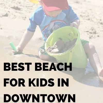 The Best Beach In Downtown Chicago for Families