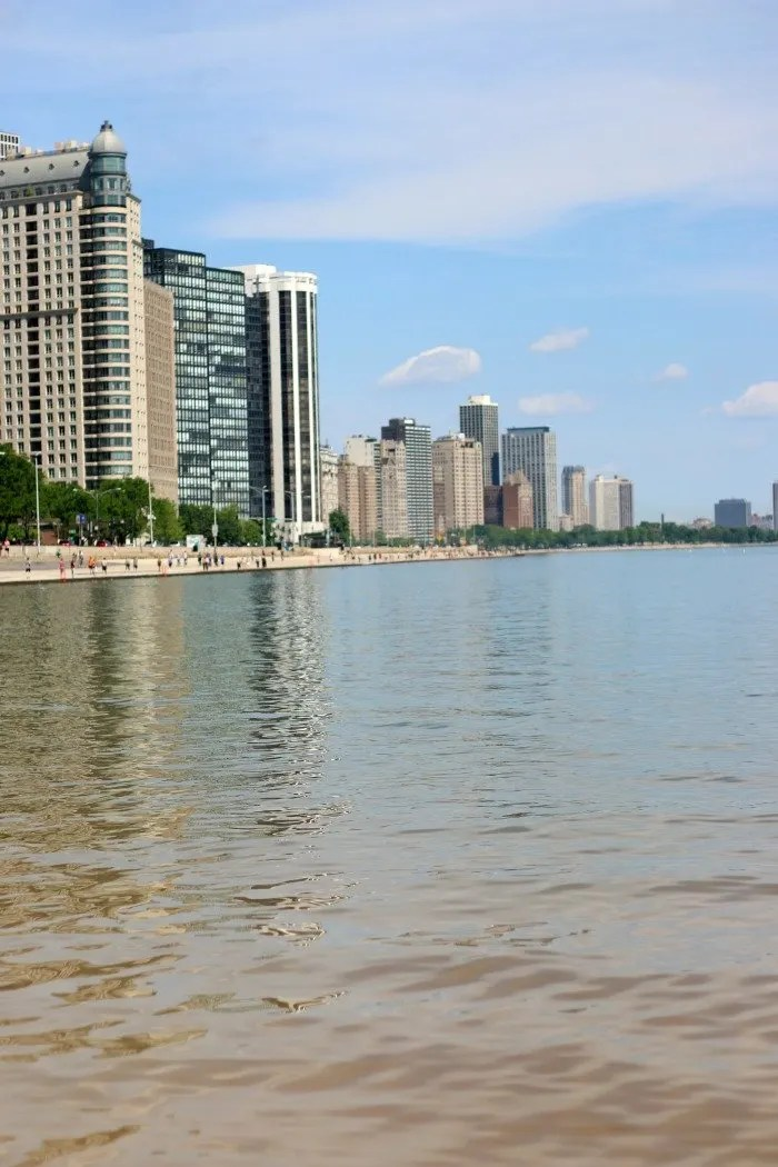 Best Beach for Kids in Downtown Chicago