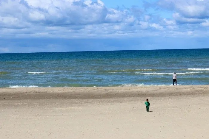 Warren Dunes Beach