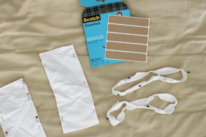 pieces for a sunglasses case