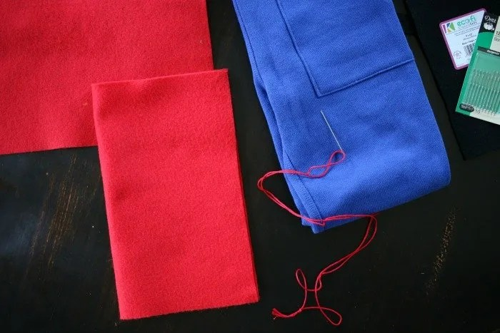 embroidery-thread-to-make-a-simple-diy-captain-america-halloween-costume