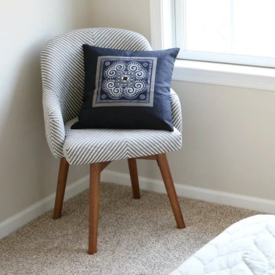 Sustainable Home: A Simple Guest Room