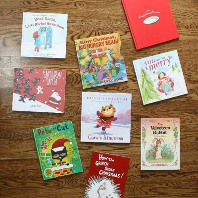 12 Days of Christmas Picture Books
