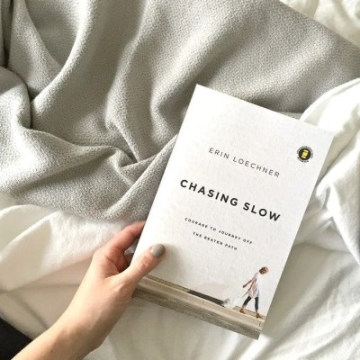 Chasing Slow: Bargaining With Your Beast