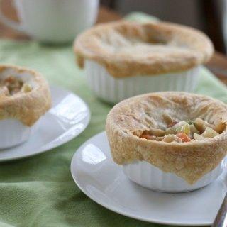 Simple & Homemade Chicken Pot Pie