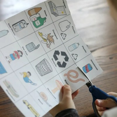 Simple Tools To Teach Kids About The Importance of Recycling