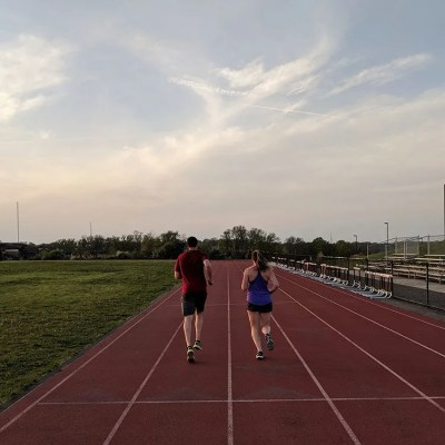 Family Fitness: Date Night at the Track