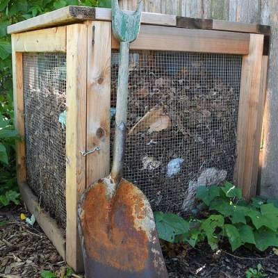 You Can Make Dirt   Composting Year Round (Even In Winter)