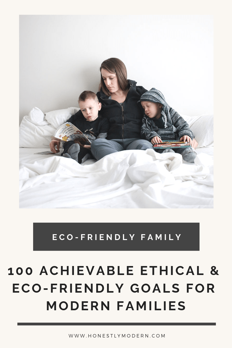Looking for ideas to live a more eco-conscious and sustainable life with your family but it all feels too overwhelming? Maybe you're not sure where to start? Check out the small steps we've taken over time to slowly but surely live a more sustainable family life in a modern world.