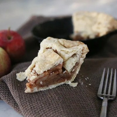 Zero Waste Food | Mini Homemade Apple Pies