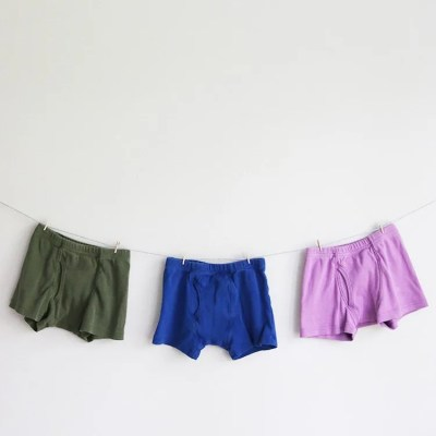 My Favorite Sustainable Underwear For Kids