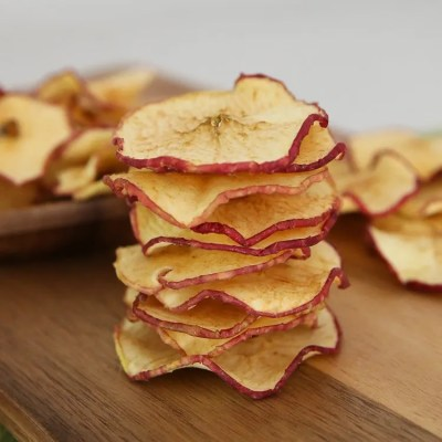 Easy Homemade Dried Apple Chips
