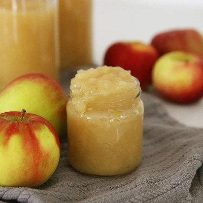 Homemade Applesauce (and a Shout Out To Grandmas)