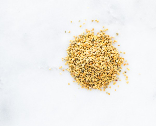 Curated Kitchen: Health Benefits of Bee Pollen