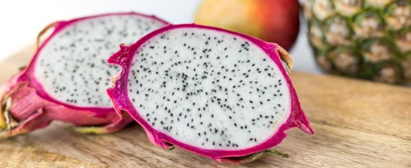 Curated Kitchen: Health Benefits of Pitaya (Dragon Fruit)