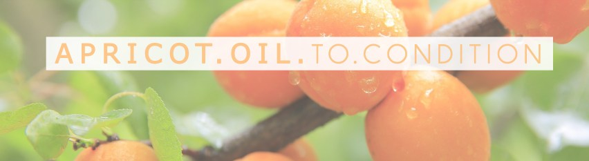 Apricot Kernel oil to cleanse skin naturally.