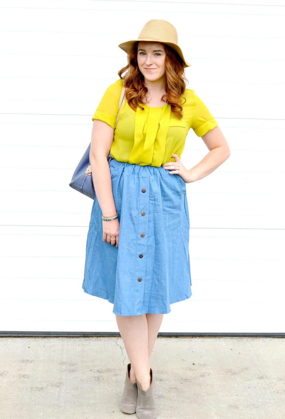 Edmonton Fashion Blogger