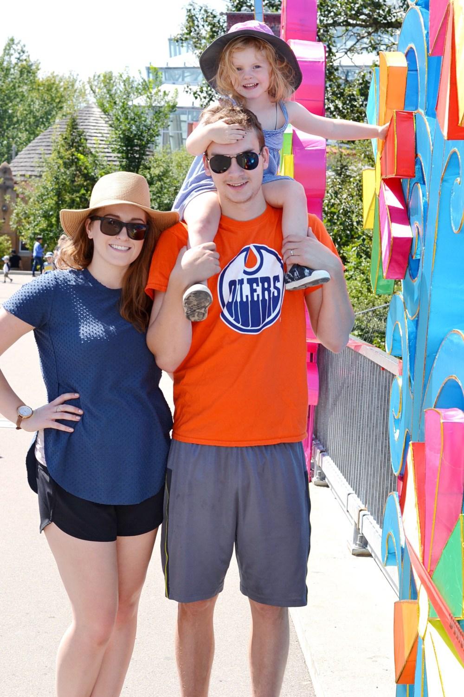 Family Weekend Trip To Calgary, Alberta