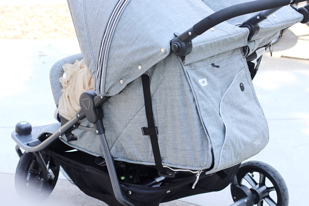 Valco Baby Tri Mode X Duo Double Stroller Canada