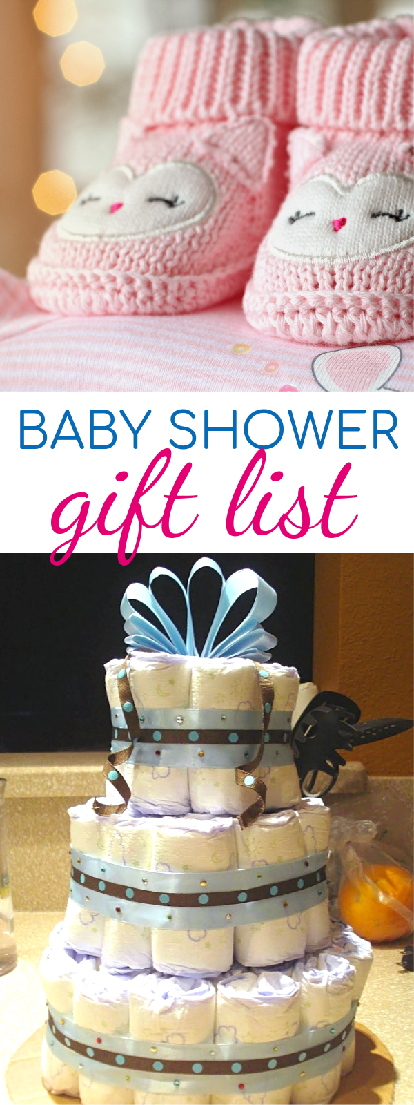 Baby Shower Gift List - 5 Creative and Unique Baby Shower Gift Ideas