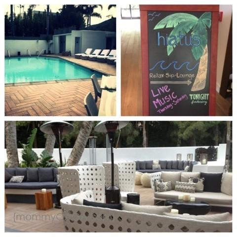 Hiatus Pool, Bar and Lounge at Hotel La Jolla San Diego