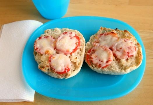 After-School-Snack-Mini-Pizza