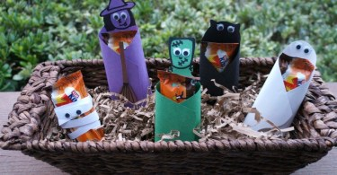 Halloween Crafts for kids Clif Kids Bar Costumes gifts