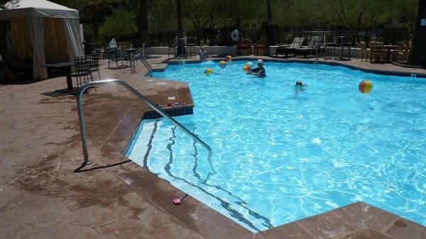 Fox Den Pool, la Casa Del Zorro, Borrego Springs