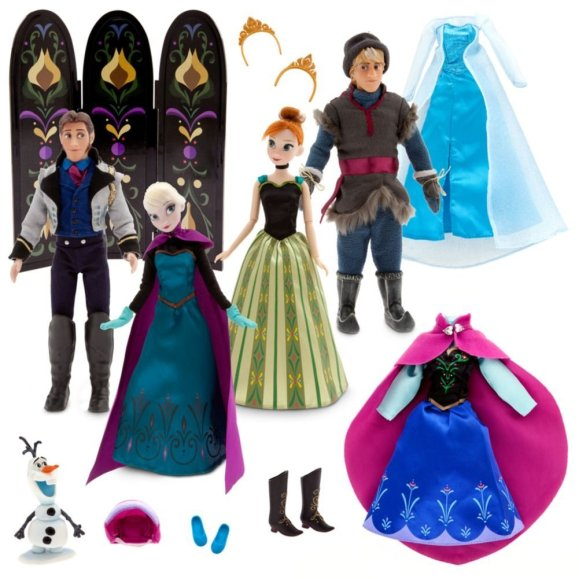 Disney's FROZEN Doll Collection Set 12 inch