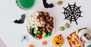 Ideas for Halloween candy leftovers