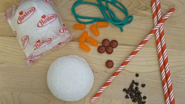 How to make snowman sno balls holiday winter treats