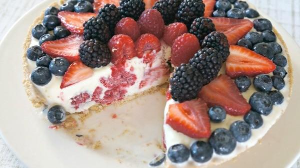 No-bake Vanilla Custard Pie Recipe