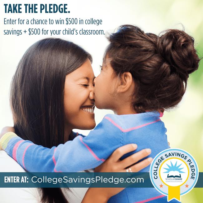Image for College Savings Pledge