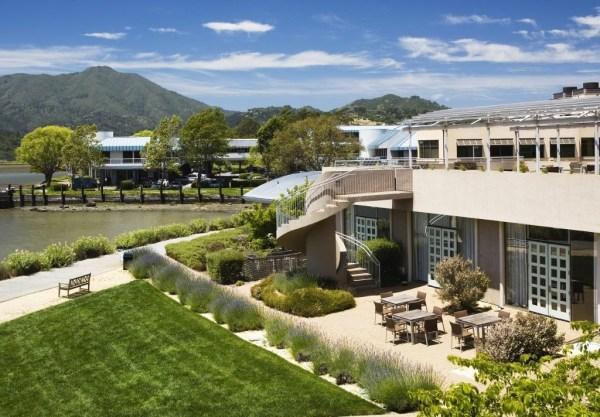 The Acqua Hotel, Mill Valley, San Francisco Bay Area, California