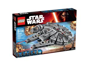 LEGO Star Wars Millennium Falcon Building Set