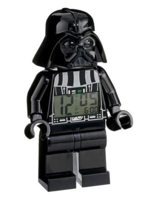Star Wars LEGO Darth Vader Mini Alarm Clock