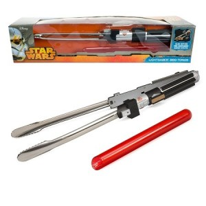 Star Wars Light Saber BBQ Tongs
